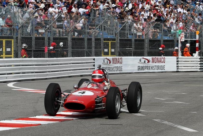De Tomaso-Alfa Romeo F. 1