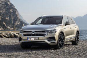 Volkswagen Touareg: ammiraglia blasonata