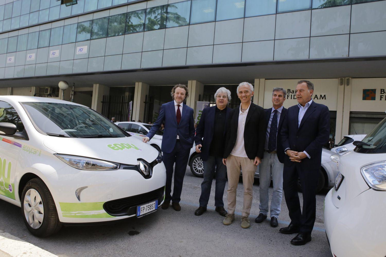 EPPY, il car sharing intelligente e pulito
