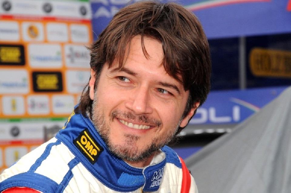 Dalla tv al Campionato Italiano Velocità Montagna: l'attore Ettore Bassi torna in pista