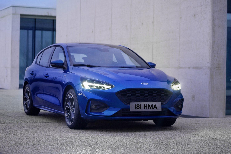 Ford al Company Car Drive 2018, con la nuova generazione di Focus in anteprima nazionale