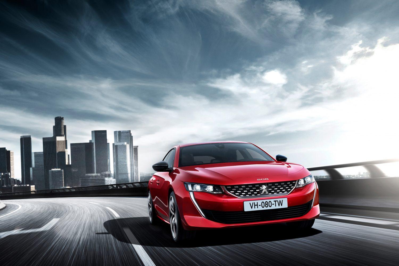 Peugeot 508 sarà protagonista al Parco Valentino