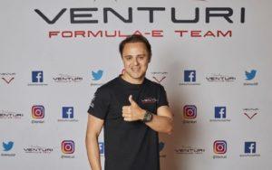 Felipe Massa torna in pista: correrà in Formula E con il team Venturi