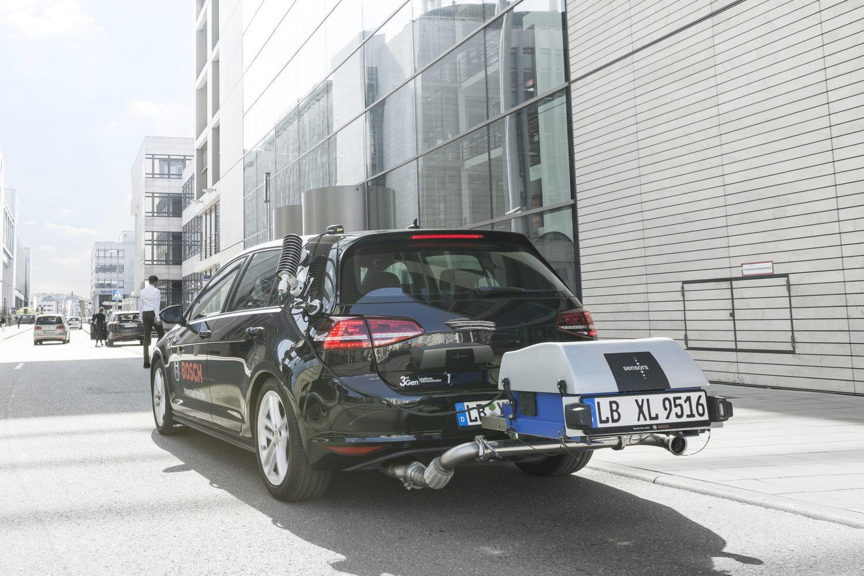 Bosch e il diesel super pulito