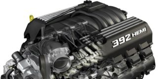 Dodge Wrangler 6.4l 392 HEMI