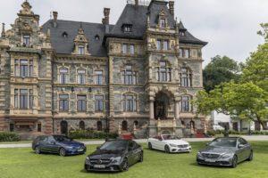 Nuova Mercedes Classe C: naturale evoluzione