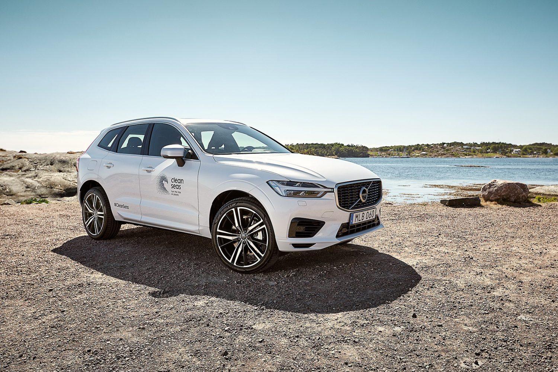Volvo punta a utilizzare il 25% di plastica riciclata in ogni vettura nuova a partire dal 2025