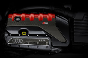 "ll motore Audi 2.5 TFSI ancora una volta ""Engine of the Year"""