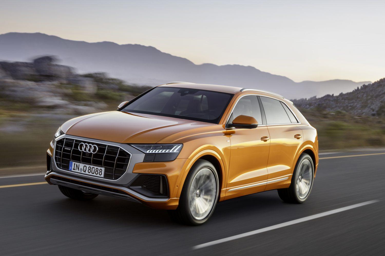 Audi Q8. Ineguagliabile