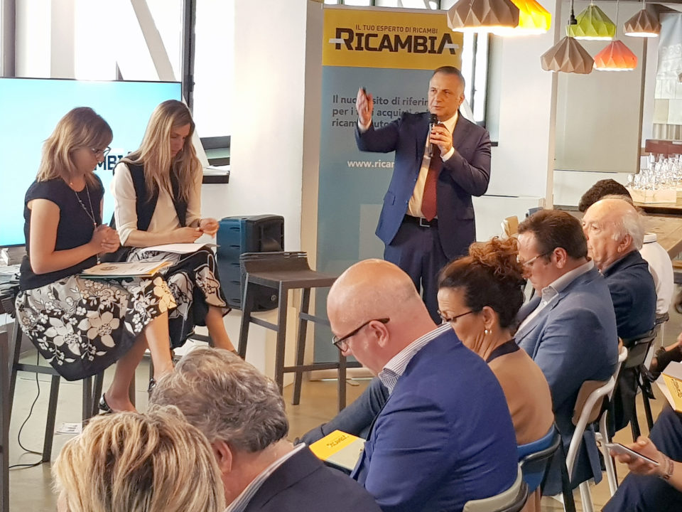 RICAMBIA: Rhiag va online