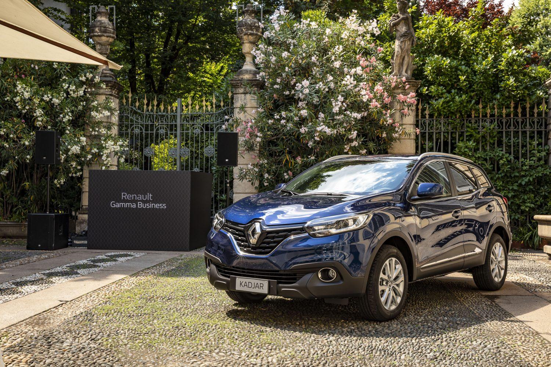 Gamma Business Renault: duttile e assai completa