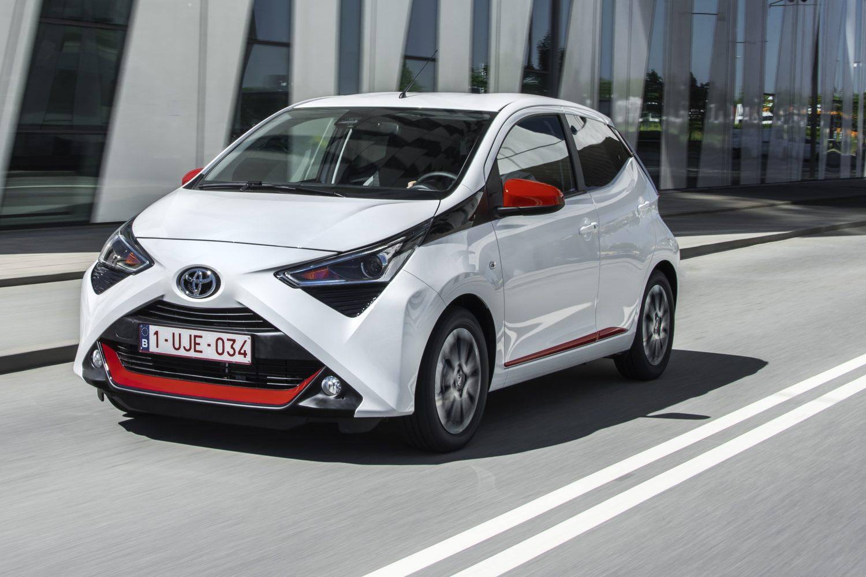 Toyota, la nuova Aygo