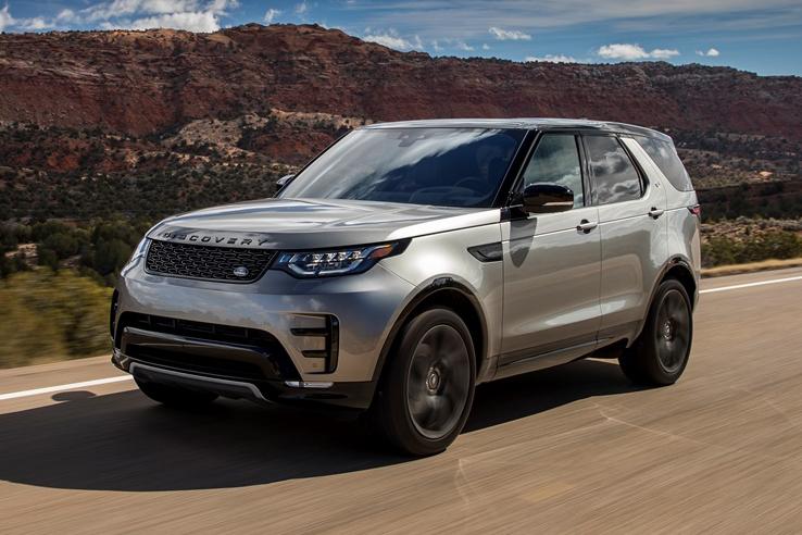 Land Rover Discovery, nuovo motore e nuove tecnologie per la sicurezza