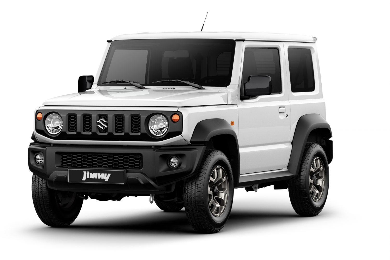 Suzuki Jimny, ecco la quarta generazione