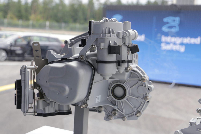 Cambio robotizzato eAMT ZF
