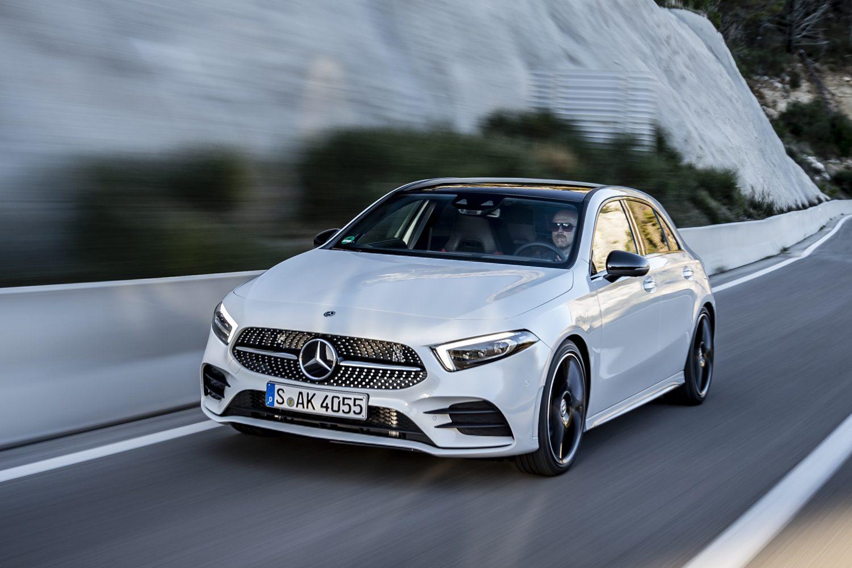 Mercedes-Benz, operazione aria pulita