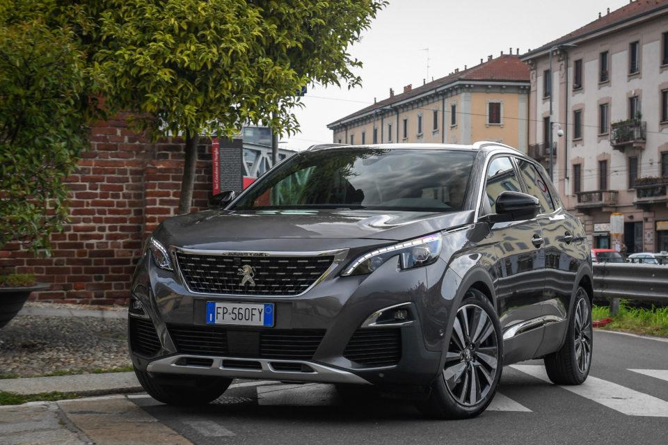 Peugeot 3008 EAT8: non solo due marce in più