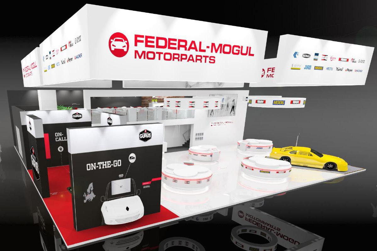 Federal-Mogul ad Automechanika 2018