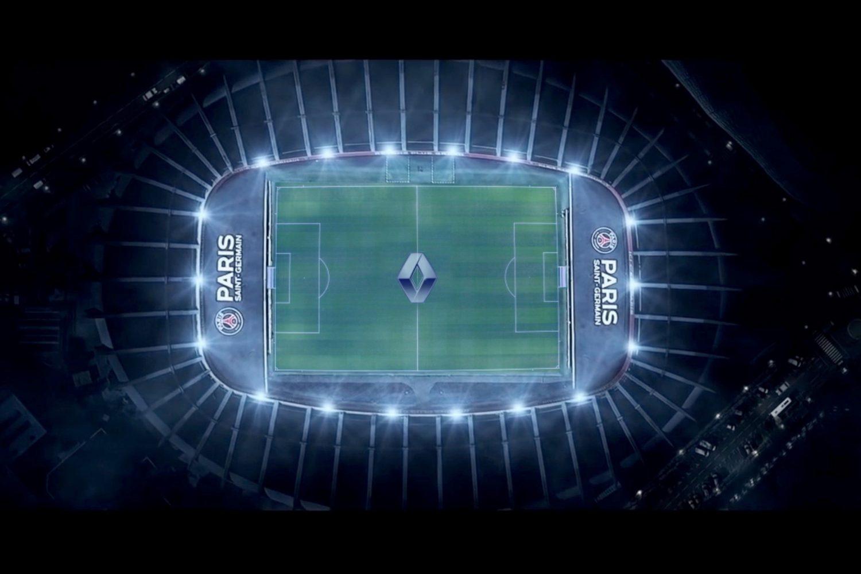 Renault e Paris Saint-Germain, accordo per tre anni