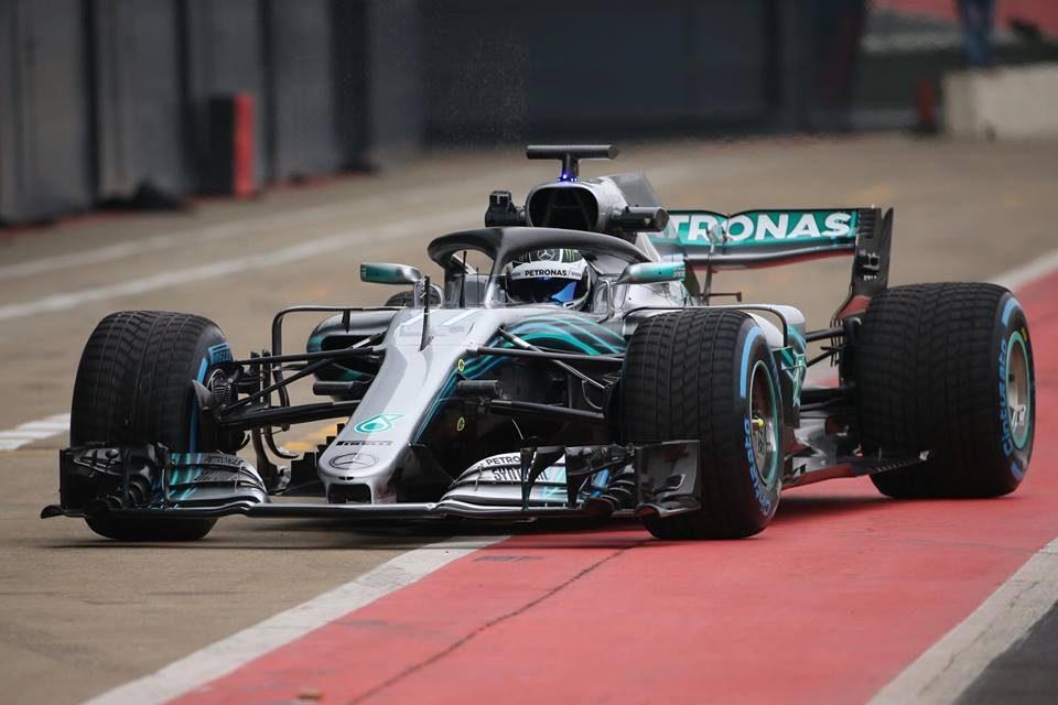 Svelata la nuova Mercedes che punta al quinto mondiale di fila