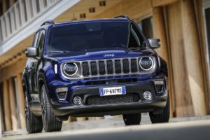 New Jeep Renegade MY19
