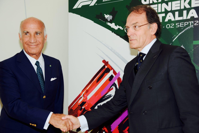 Gran Premio Heineken d'Italia 2018: ACI e SIAS presentano il poster ufficiale