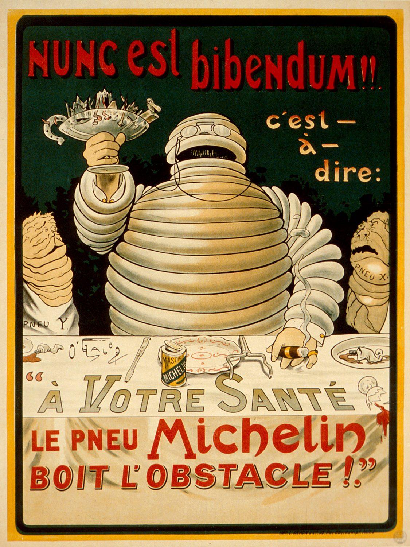 120 anni Omino Michelin