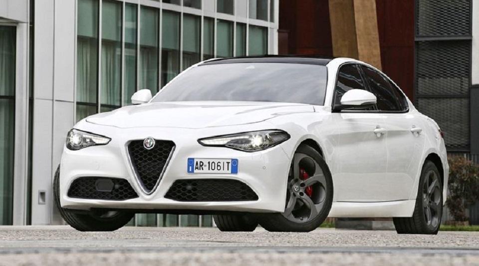Alfa Romeo Giulia, ecco il 2.0 Turbo benzina
