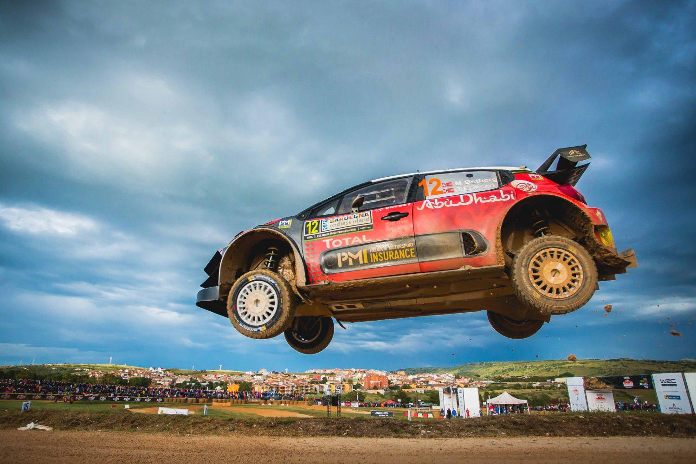 Citroën nel WRC: una storia che parte da lontano