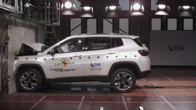 La valutazione della sicurezza dei veicoli: le cinque stelle Euro NCAP