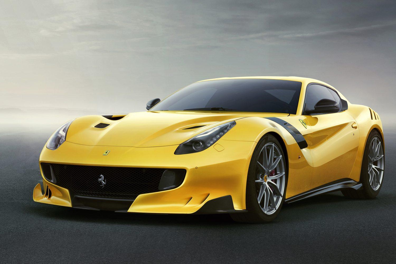 Ferrari F12TdF - Special Edition