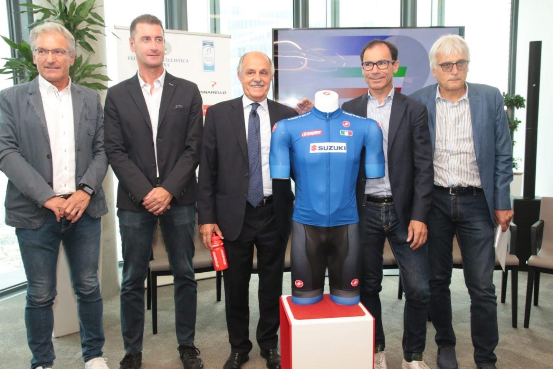 Suzuki con FCI ai Mondiali di Innsbruck