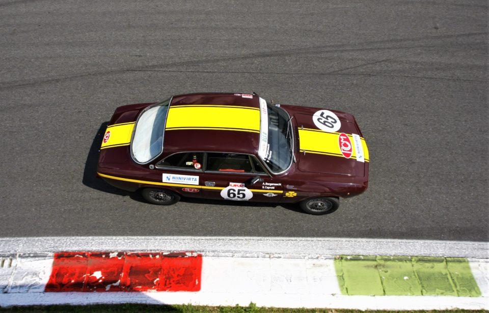 2000 GT Veloce anche in pista