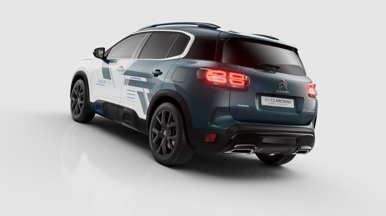 Citroën C5 Aircross Hybrid Concept