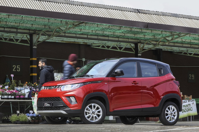 Mahindra proroga fino a fine anno lo sconto di 1.000 euro per il KUV100