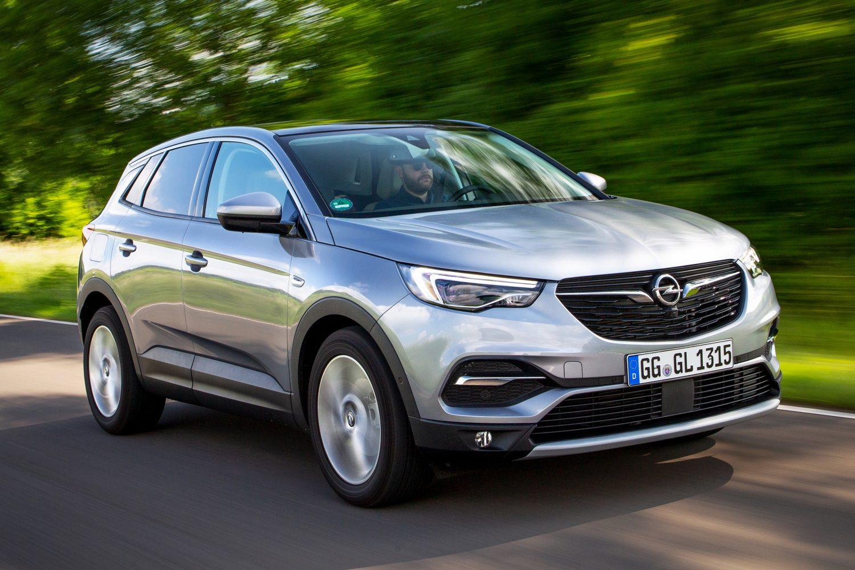 Opel Grandland X ha già superato i 100.000 ordini