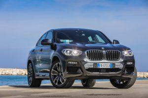 Nuova BMW X4: divertimento garantito