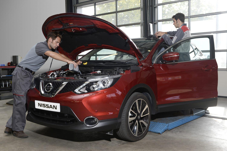 Nissan Reman e Nissan Value Advantage