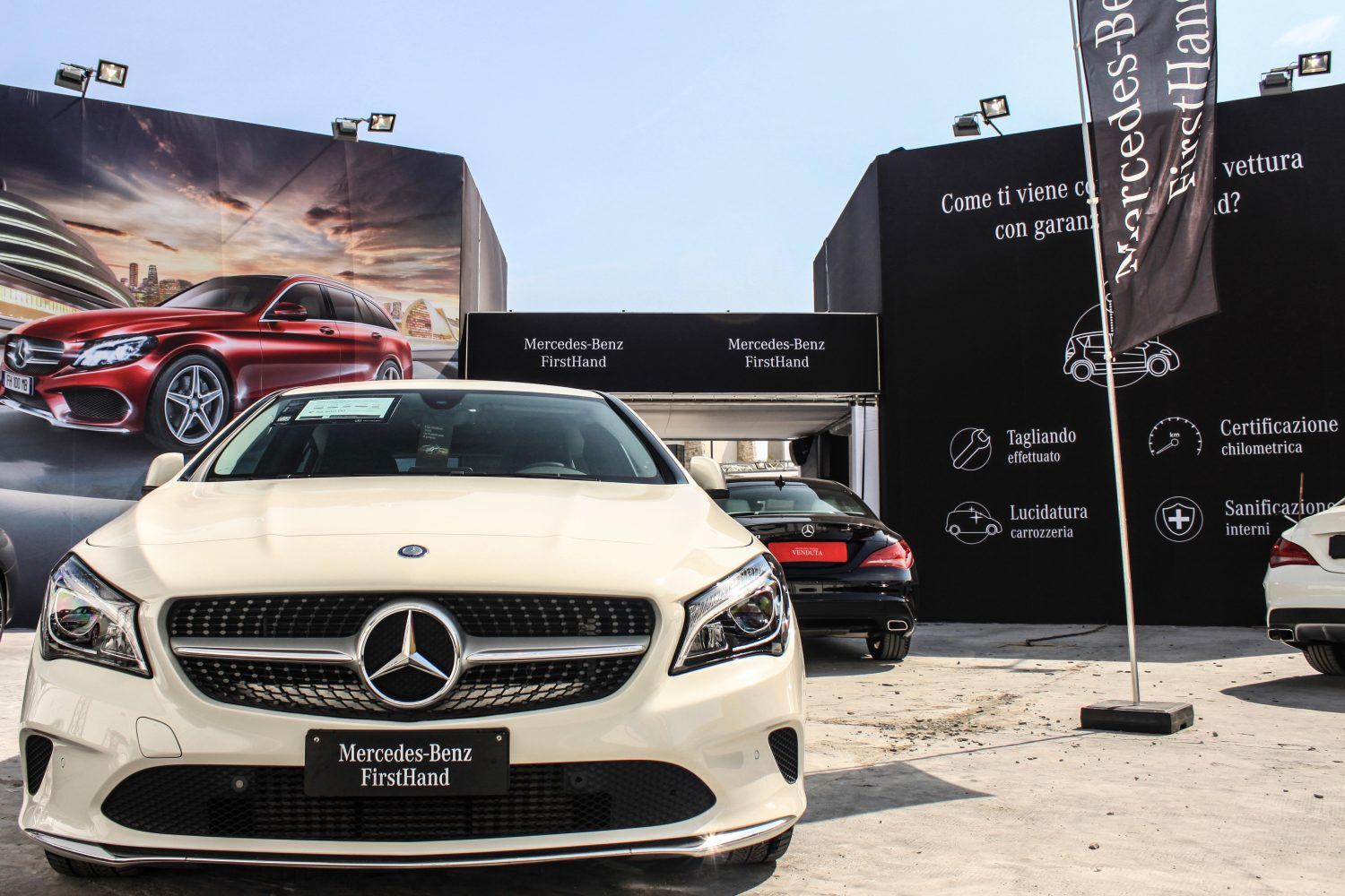 Mercedes FirstHand, l'usato a cinque stelle
