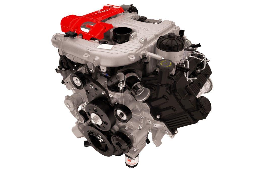 Cummins V8 Turbo Diesel
