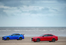 Jaguar XE 300 Sport e Jaguar Project 8