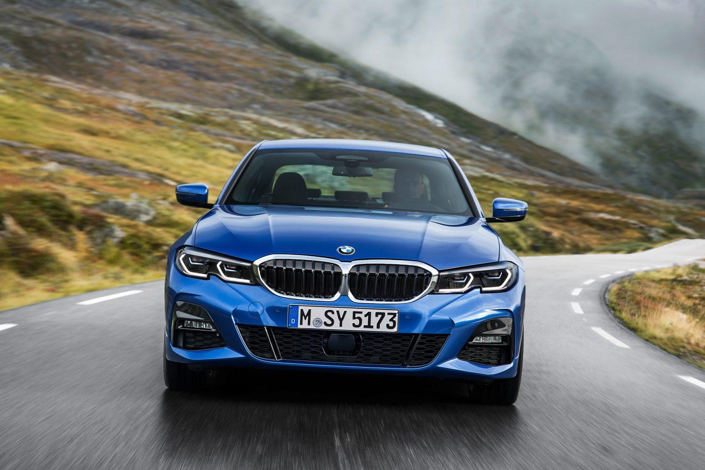 BMW Serie 3 Berlina