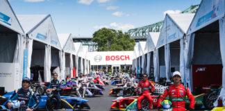 Bosch in Formula E