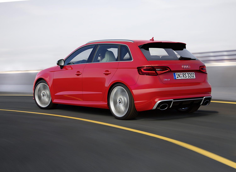 Audi rs3 sportback auto tecnica for Audi rs3 scheda tecnica