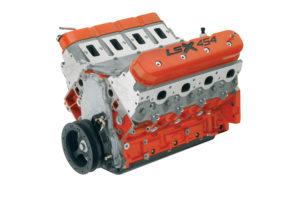 LSX454 crate engine, part number 19244611