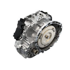2015 ProMaster City wide-ratio 9-speed automatic transmission