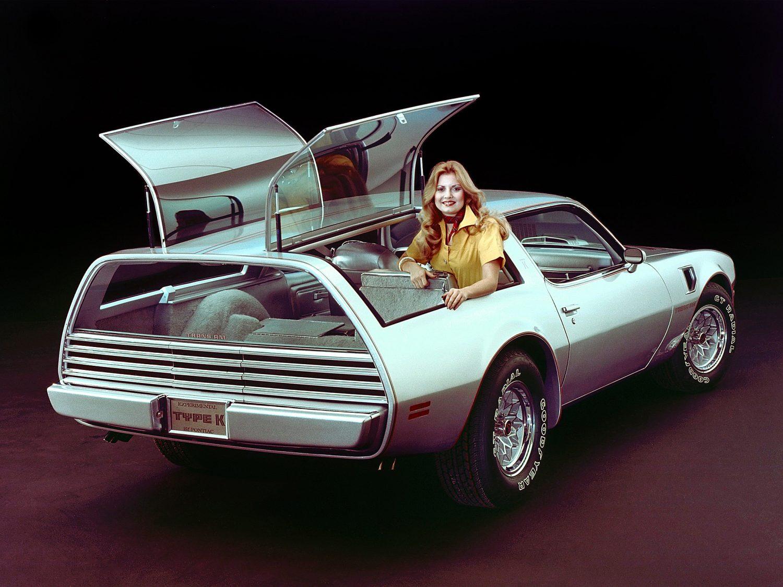1977 Pontiac Firebird Type K