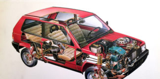 Motore Fiat 750