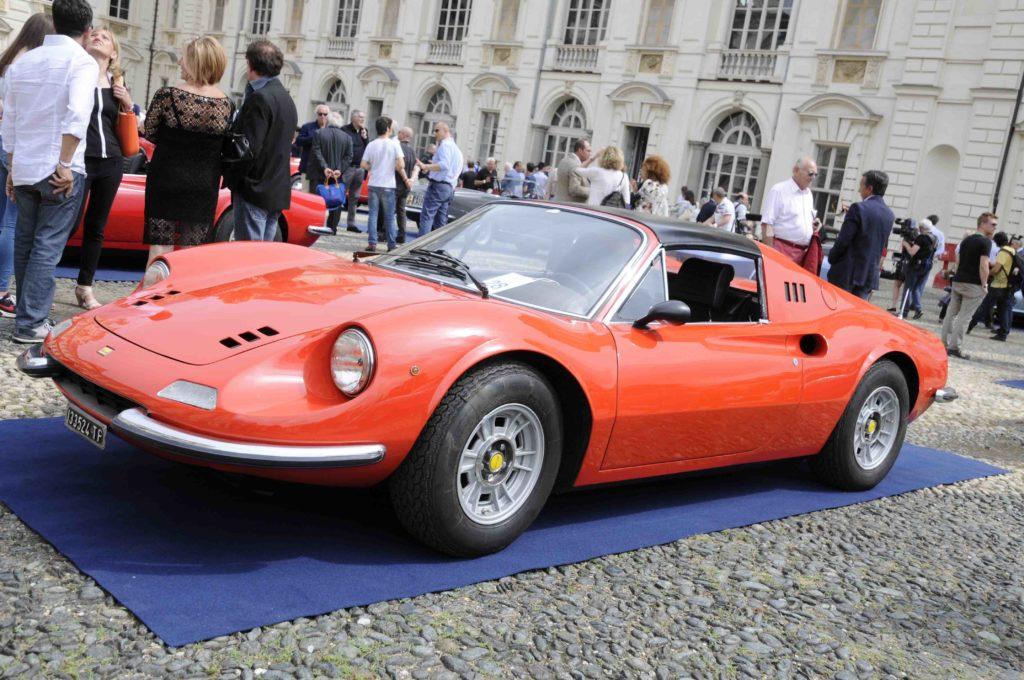 Ferrari Dino 246 GTS (1972).