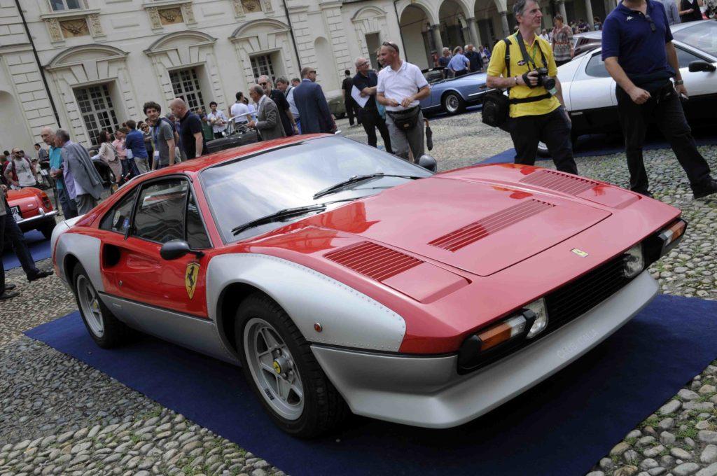 Ferrari 308 GTS Millechiodi (prototipo 1977).